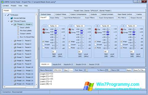 Скриншот программы Macro Recorder для Windows 7