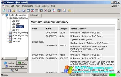 Скриншот программы USB Manager для Windows 7