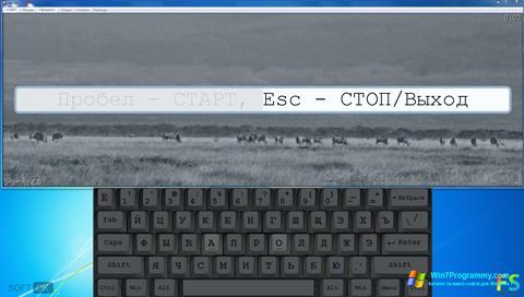 Скриншот программы Stamina для Windows 7
