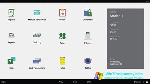 Скриншот программы Clover для Windows 7