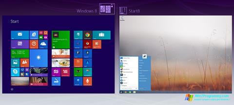 Скриншот программы Start8 для Windows 7