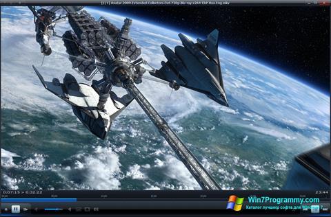 Скриншот программы Light Alloy для Windows 7