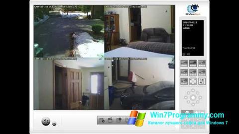 Скриншот программы D-ViewCam для Windows 7
