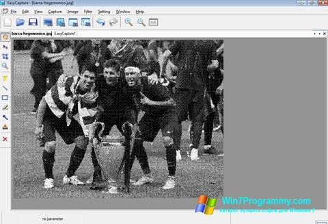 Скриншот программы EasyCapture для Windows 7