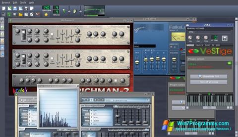 Скриншот программы Linux MultiMedia Studio для Windows 7