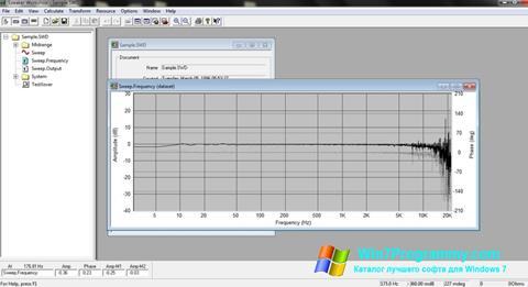 Скриншот программы Speaker для Windows 7