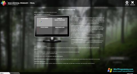 Скриншот программы Bad Crystal для Windows 7