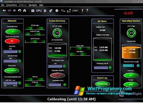 Скриншот программы Spotlight для Windows 7