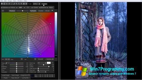 Скриншот программы 3D LUT Creator для Windows 7