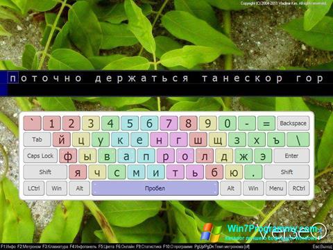 Скриншот программы VerseQ для Windows 7