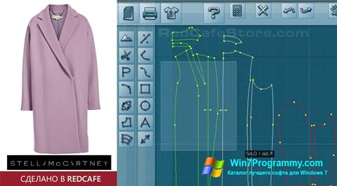 Скриншот программы RedCafe для Windows 7